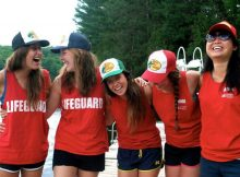 Als Lifeguard im Summercamp in den USA oder Kanada