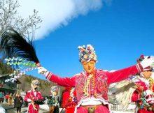 Cumba Freida Karneval, Aostatal, Italien