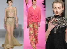 Catwalk Looks – Paris, London, New York