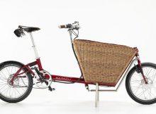 Ein Lastenrad in vier Varianten: Auch als E-Bike und Dreirad