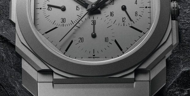 Bvlgari Octo Finissimo Chronograph GMT Automatik