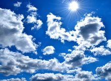 Die Sonnen spendet leben und verlängert es