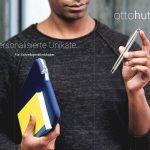 Geniale Geschenkidee: Individualisiert wird das Schreibgerät zum Unikat
