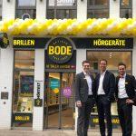 Optiker Bode übernimmt Filialen von Rottler in Flensburg