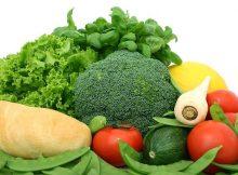 Mehr Gemüse als Obst