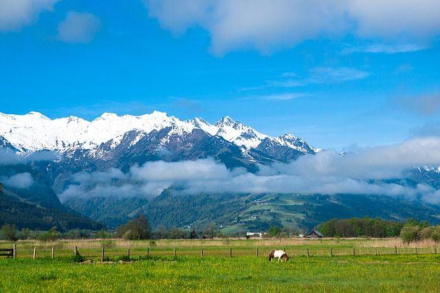 Natur und Berge in Kärnten