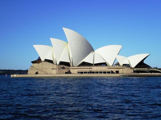 Und Silvester wird in Sydney gefeiert