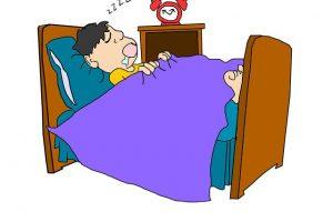 Zurück zu einem erholsamen Schlaf - für beide