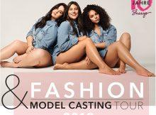 Auf der Suche nach neuen Gesichtern für die Marke führt die sheego Fashion & Model Casting Tour durch sechs Städte Deutschlands