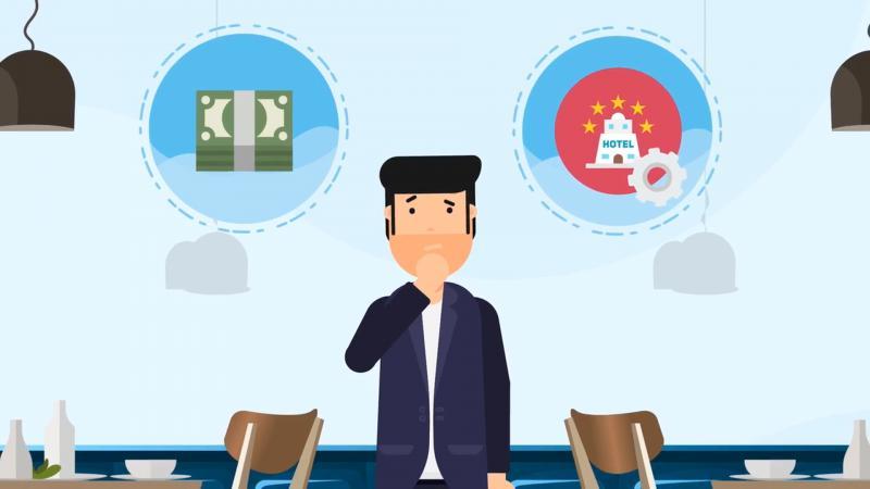 Digitalisierungsoffensive für kleine und mittlere Hotels