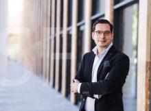 Dominik Benner, der Gründer von Schuhe24