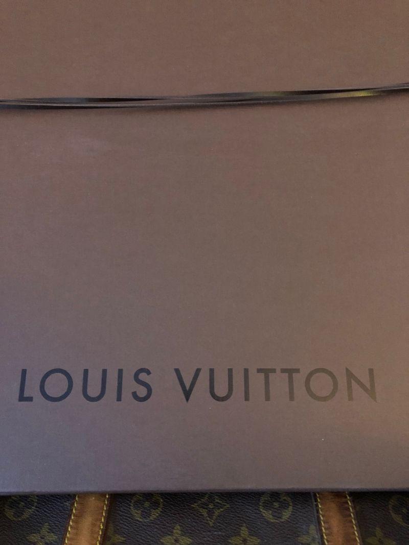 Besonders Artikel von Louis Vuitton werden gerne gefälscht