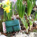 Geschenkidee für Ostern: Die spannende Mini Geldbörse Space Wallet