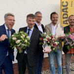 """ADAC-Tourismuspreis Meck-Pomm für Karls Upcycling-Hotel """"Alles Paletti"""""""