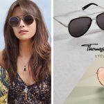 Eyewear Kollektion als Premiere: Sonnenbrillen designt by Thomas Sabo