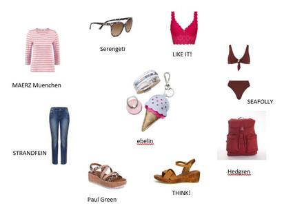 die passenden Must-haves zu Bikini und Badeanzug