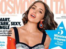 Cover der aktuellen Cosmopolitan