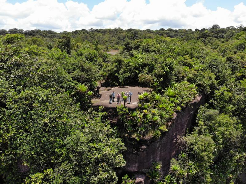 Die Fluganreise nach Guyana wird immer einfacher