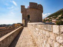"""Die Minceta-Festung, Drehort von """"Game of Thrones"""""""