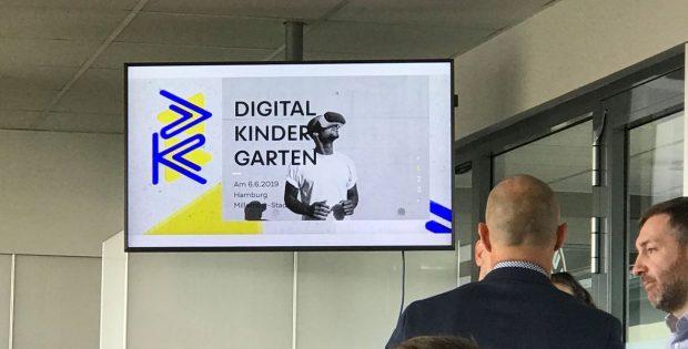 Auftakt zum Digital Kindergarten 2019