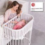 Auszeichnung für top Designqualität: Red Dot Award für babybay®