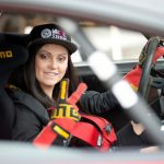 Modelinie für Motorsportlerinnen, Mechanikerinnen und Auto-Fans