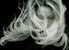Schöne Haare brauchen viel Pflege