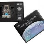 Zippo feiert Mondlandung: Geschichtsträchtiges Sammlerstück als limited Edition