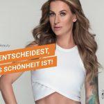 M1 Med Beauty macht Charlotte Würdig zum Testimonial