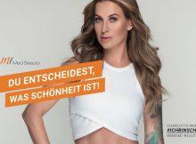 Charlotte Würdig wirbt für M1 Med Beauty