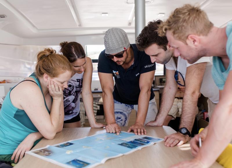 Das Segelrevier in Kroatien überzeugt mit seinen guten Wetterbedingungen und vielen Möglichkeiten