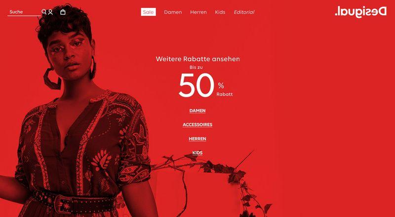 Der spanische Fashion-Brand Desigual