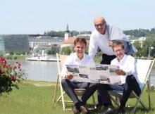 Im Sommer 2018 verbrachten so viele Gäste wie noch nie zuvor ihren Urlaub in Oberösterreich.