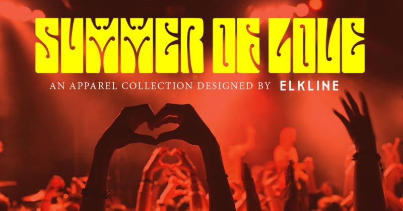 Summer of Love Collection by elkline