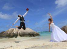 Traumhochzeit auf den Seychellen (Foto: Paul Turcotte)
