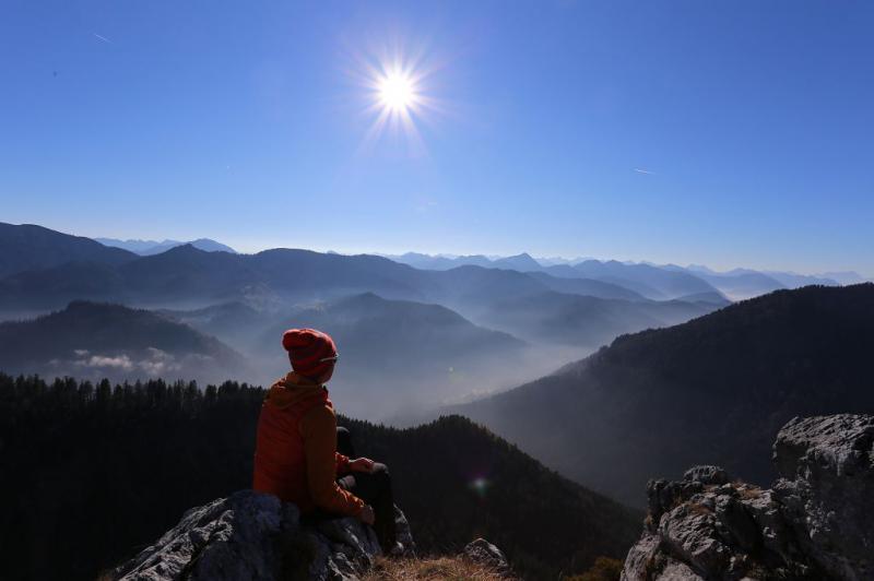 """Entspanntes Wandern ohne Leistungsdruck mit """"Frauen Wandern Anders"""""""