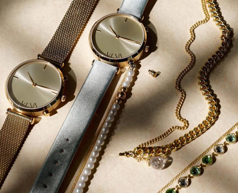 Fine jewelry meets premium watch