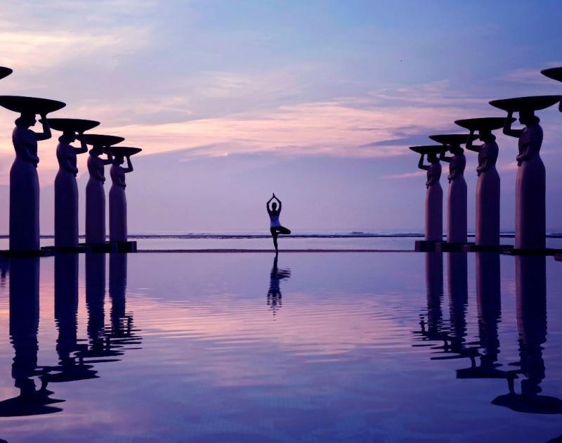 """Holistische Wellness Retreats im Luxusresort """"The Mulia"""""""