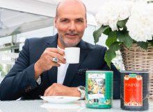 Kaffeekollektion von Modezar Harald Glööckler