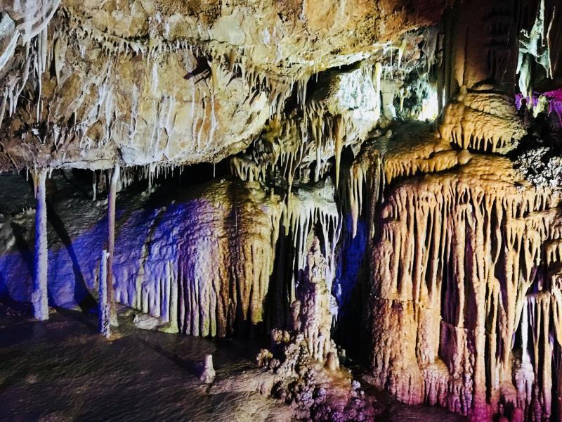 Mehrere Tausend Tropfsteinhöhlen gibt es auf Mallorca