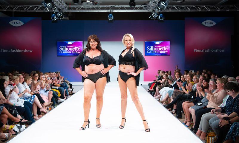 Tena präsentiert Deutschlands erste schwarze Unterwäsche für Inkontinenz