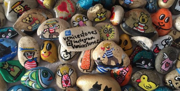 enedig- die Steine sind los