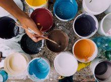 Frische Farben bringen gleich gute Laune in die vier Wände