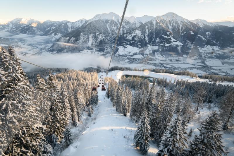 Schlossalmbahn © Gasteiner Bergbahnen AG Marktl Photography