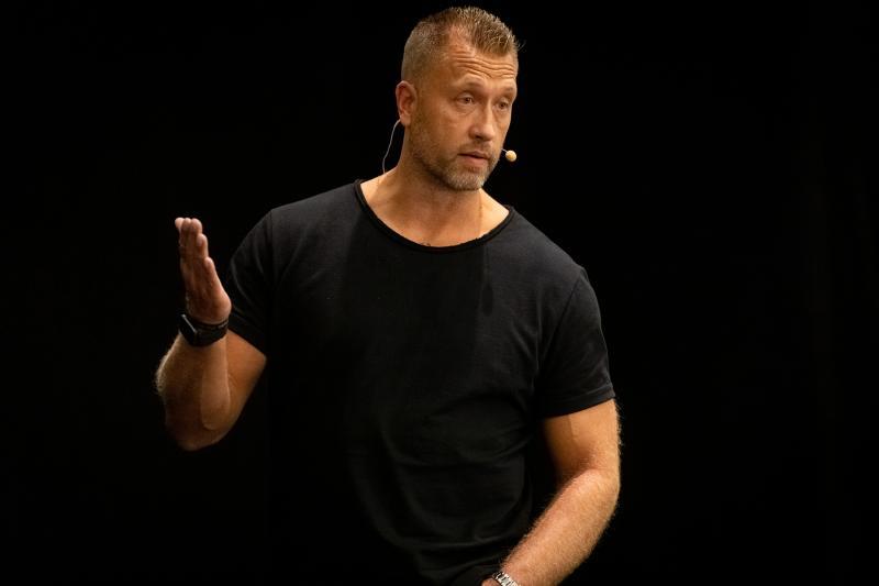 Tatortreiniger Marcell Engel