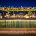 Tropische Cocktails und klangvolle Bässe über den Dächern Lissabons