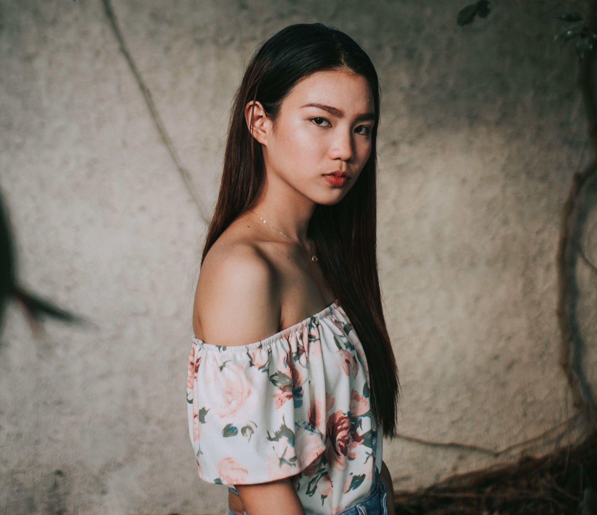 Globale Modemarken und junge asiatische Designtalente