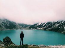 Bergseen: Langsam an das kalte Wasser gewöhnen