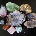 Ein Volk von Sammlern: Auch Edelsteine sind sehr begehrt