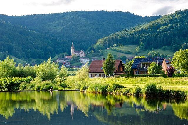 Deutschland von einer seiner schönsten Seiten